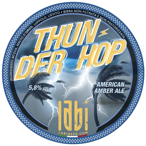 Labi Garage Thunder Hop