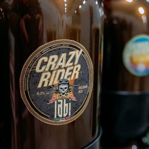 Labi Crazy Rider