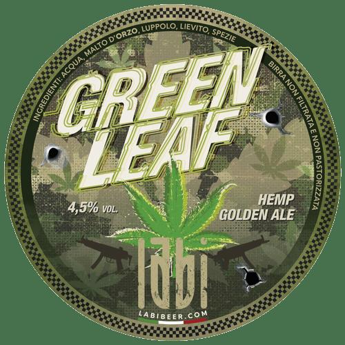 Labi Garage green-leaf